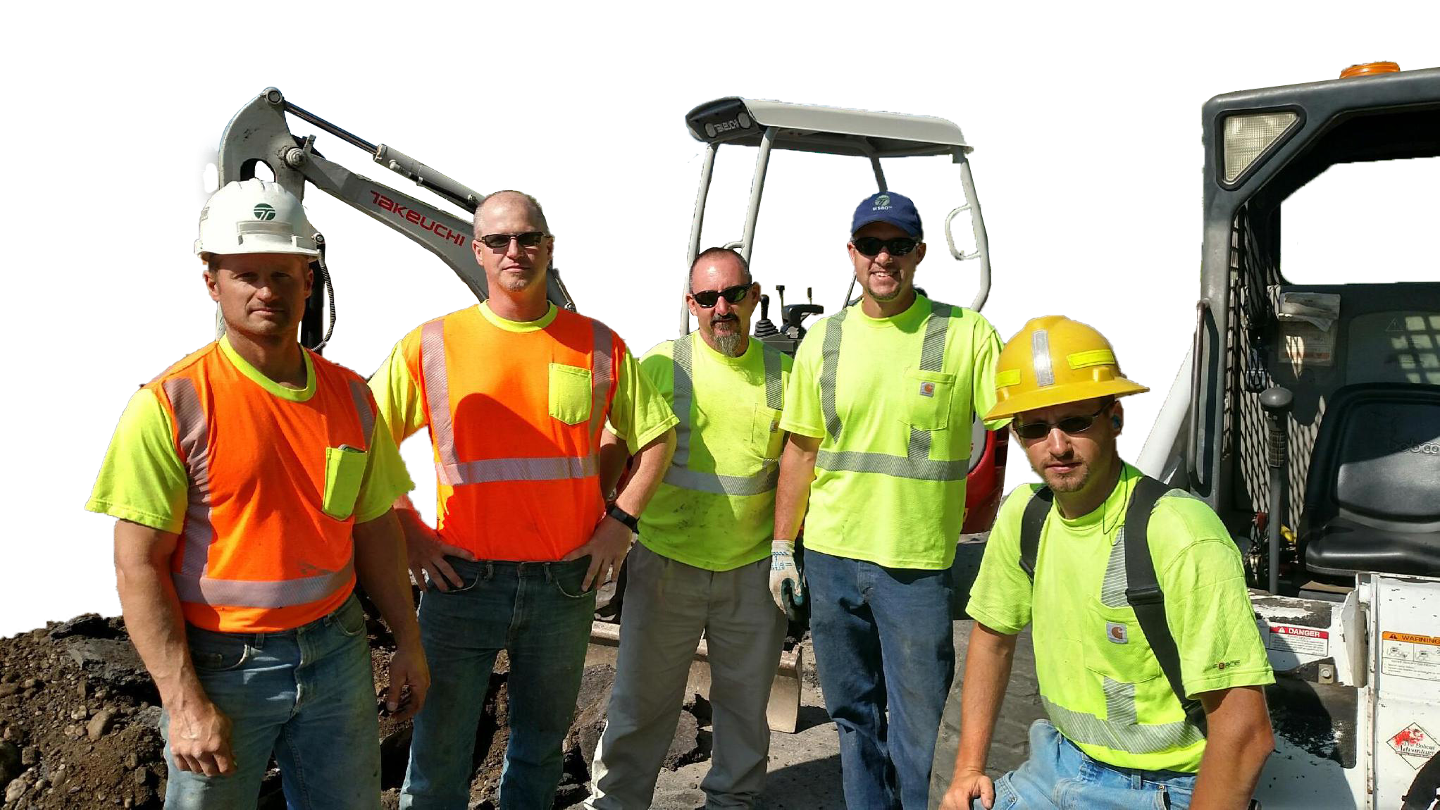 DOT equipment techs